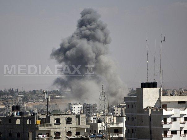 Israelul anunta un armistitiu umanitar de sapte ore dupa atacul asupra unei scoli ONU