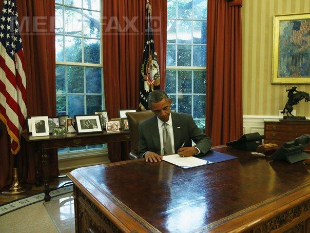 Barack Obama aproba noi finantari pentru sistemul Iron Dome din Israel