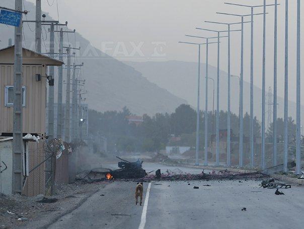 Un general american a fost ucis la Kabul