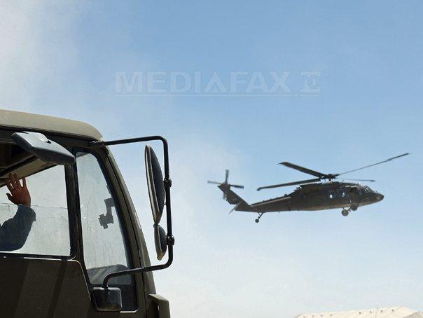 Tunisia vrea 12 elicoptere militare americane pentru a lupta contra