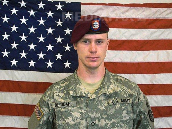 Anchetatori ai armatei americane au �nceput sa-l interogheze pe sergentul Bowe Bergdahl