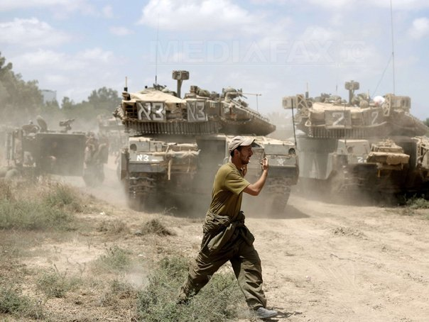 Oficial palestinian: Negocierile indirecte �ntre Israel si miscarea Hamas se vor relua duminica