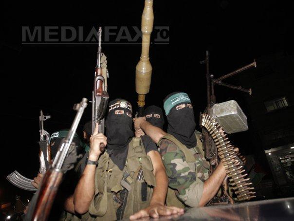 Aripa militara a Hamas ameninta ca ar putea ataca avioanele care aterizeaza la Tel Aviv