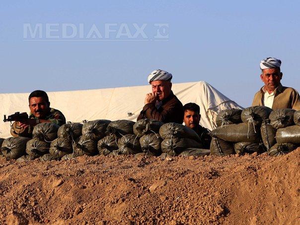 Şapte state au promis armament kurzilor din Irak, anunta Pentagonul