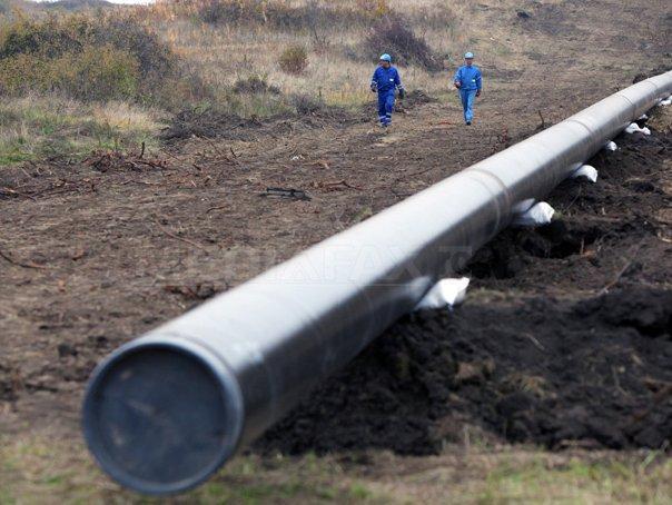 Republica Moldova marcheaza 23 de ani de la independenta lans�nd gazoductul Iasi-Ungheni