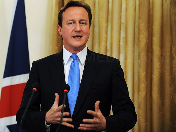 David Cameron: Rusia se expune unor noi consecinte daca nu �nceteaza ingerintele �n Ucraina