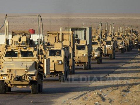 RĂSPUNSUL SUA la situaţia din Ucraina: Sute de militari şi tancuri vor fi trimise în Europa