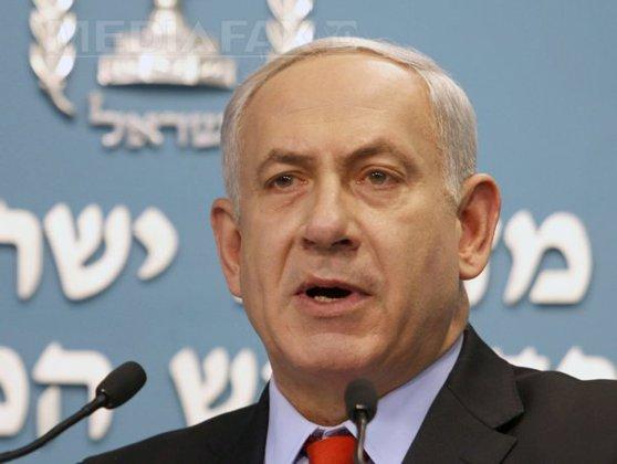 Imaginea articolului Netanyahu: Israelul a încetat conflictul în Fâşia Gaza din cauza altor ameninţări regionale