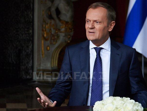 BIOGRAFIE: Donald Tusk, un proeuropean convins la conducerea Consiliului European