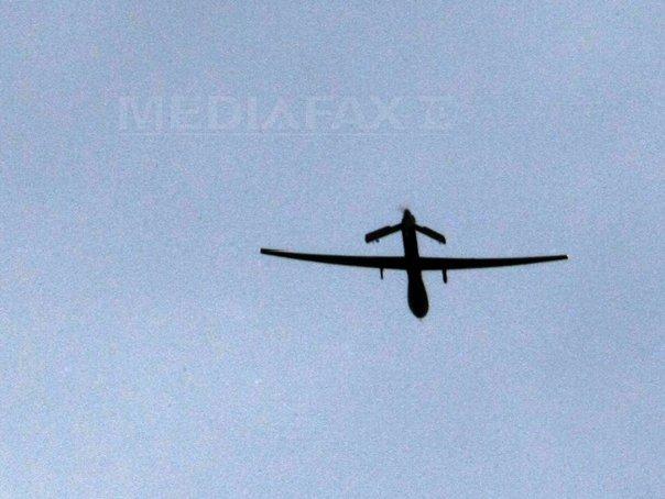 Israelul a dobor�t un avion fara pilot venit dinspre Siria, �n zona Platoului Golan