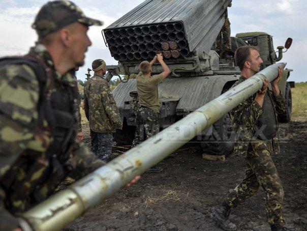Doi senatori americani vor ca Statele Unite si NATO sa �narmeze Ucraina