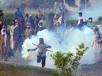 Imaginea articolului Manifestanţi antiguvernamentali pakistanezi opresc emisia televiziunii publice