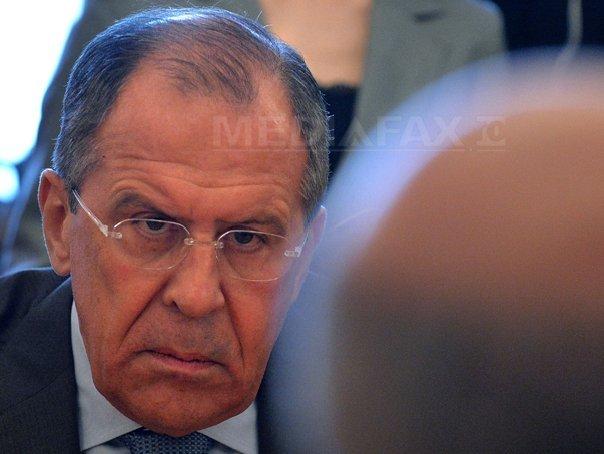 Lavrov denunta ca