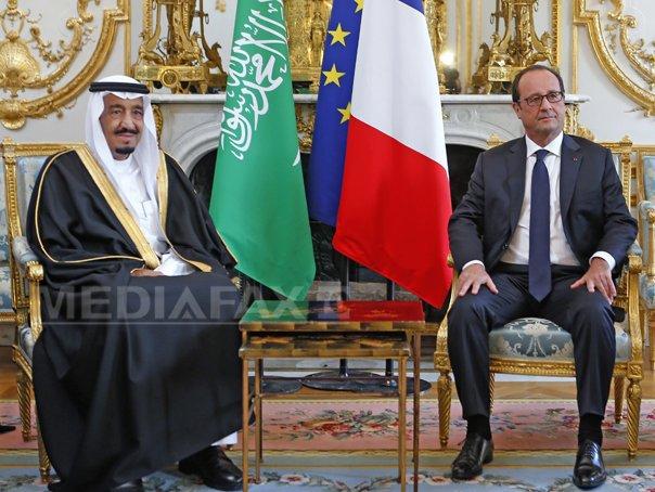 Franţa şi Arabia Saudită sunt pe cale să încheie un contract pentru livrare de arme către Liban