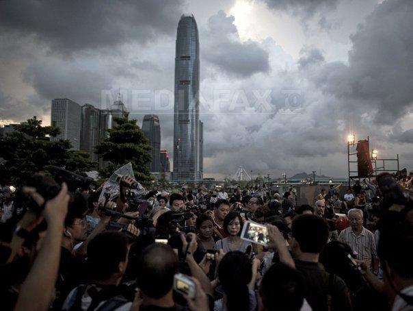 Washingtonul pledeaza pentru sufragiu universal �n Hong Kong