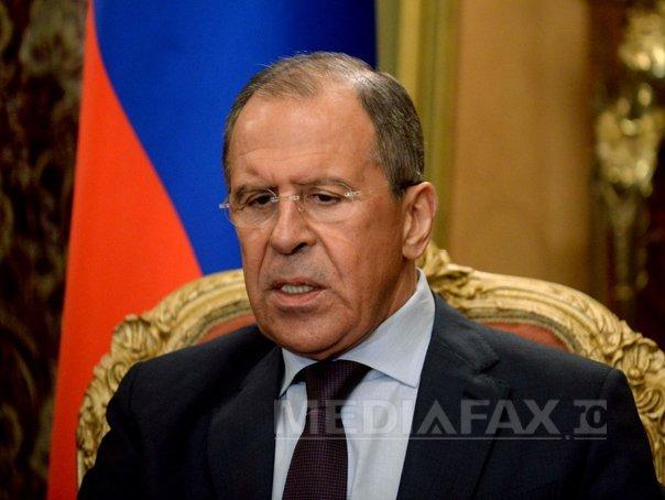 Lavrov: Rusia nu este interesată să creeze