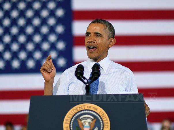 Barack Obama a salutat decizia Frantei de a efectua atacuri aeriene �n Irak contra SI