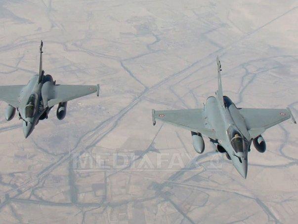 Aviatia militara franceza a �nceput sa efectueze raiduri aeriene �n Irak