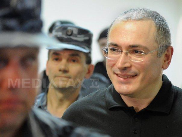 Mihail Hodorkovski a lansat o miscare politica pentru mobilizarea fortelor proeuropene din Rusia