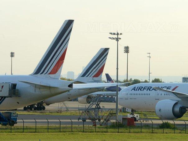 GREVA de la Air France: Conducerea companiei suspenda proiectul aflat la originea protestului pilotilor