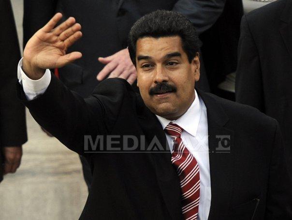 Presedintele venezuelean Nicolas Maduro acuza occidentalii ca au hranit