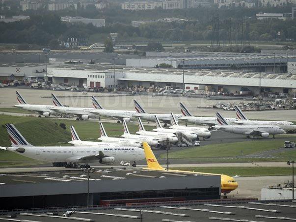 Sindicatul din care fac parte majoritatea pilotilor Air France anunta �ncetarea grevei
