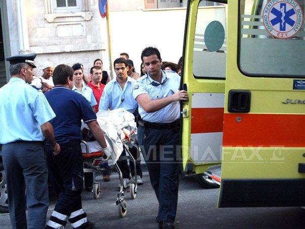 Un suporter grec a decedat dupa ce a fost batut de fanii altei echipe