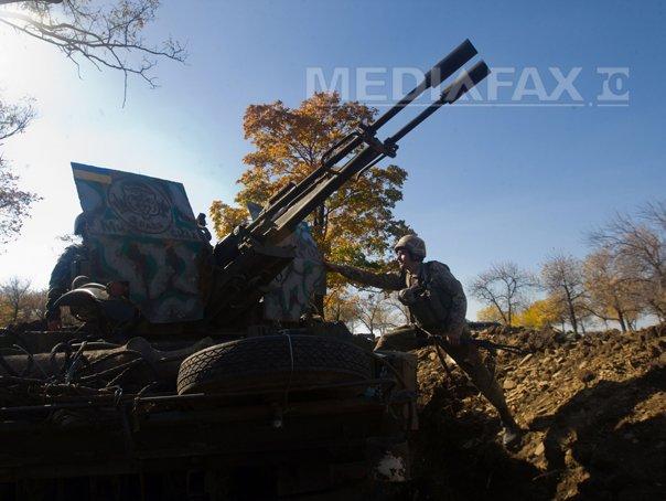 ANALIZĂ: Ucraina intra �n campanie electorala, �n timp ce luptele din estul tarii continua