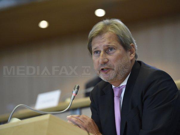 Comisar UE desemnat pentru Politici de Vecinatate: Parteneriatul Estic nu este �n detrimentul Rusiei