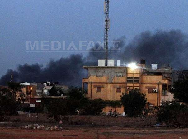 Cel putin 36 de militari au fost ucisi �n atentate si lupte, la Benghazi