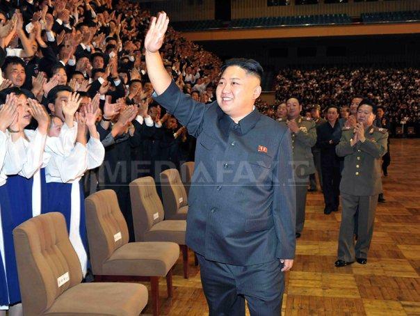 Kim Jong-un, absent la aniversarea partidului unic - VIDEO