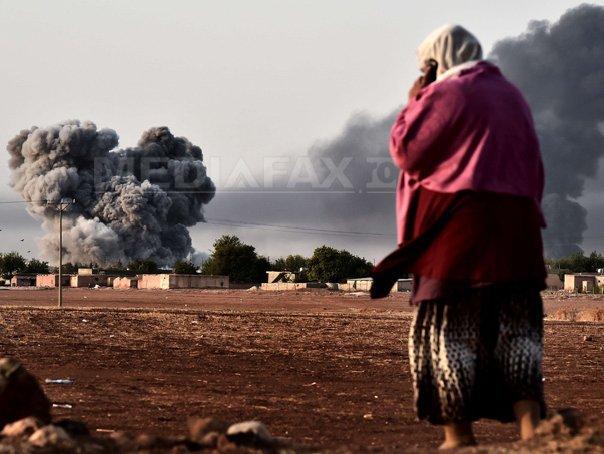 Casa Alba: Strategia militara �mpotriva organizatiei teroriste Stat Islamic functioneaza