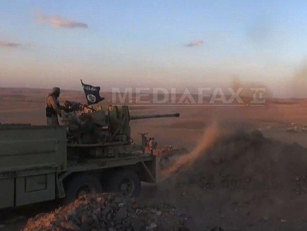 Jihadistii din cadrul gruparii Stat Islamic asediaza un oras din apropiere de Bagdad