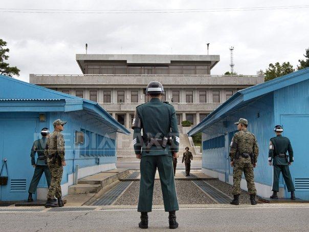 Reuniune a oficialilor militari din cele doua Corei, prima �n ultimii sapte ani
