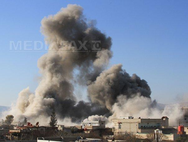 Organizatia terorista Stat Islamic a obtinut arme chimice si le utilizeaza �n Siria si Irak - presa