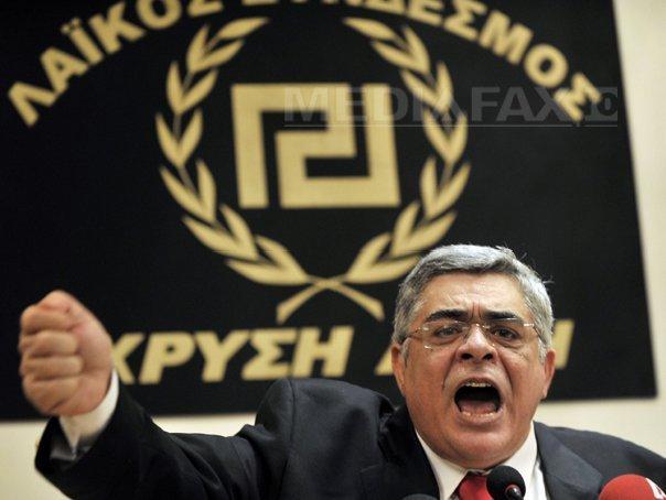Procurorul a cerut trimiterea �n instanţă a 70 de membri sau simpatizanţi ai partidului Zori Aurii