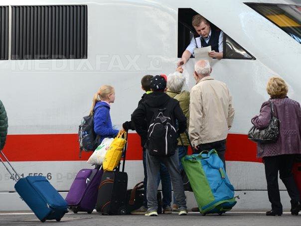 Conductorii de tren din Germania, �n greva tot weekendul