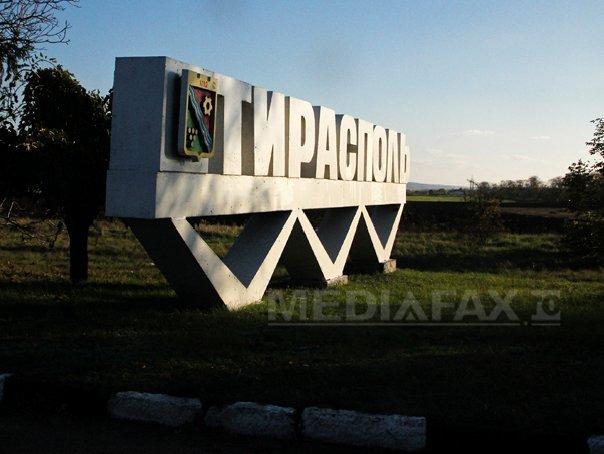 Tiraspolul denunţă decizia Kievului de a se ralia sancţiunilor contra Transnistriei
