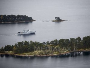"""Căutarea submarinului """"străin"""" în apele din jurul Stockholmului continuă, după două noi """"observări"""""""