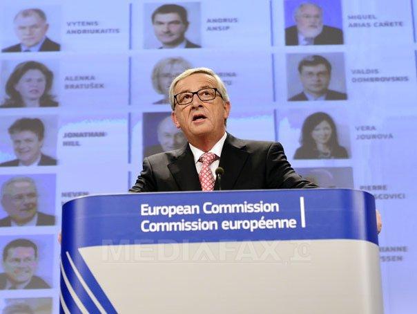 Parlamentul European voteaza astazi Comisia Europeana condusa de Jean-Claude Juncker
