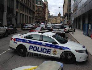 Imaginea articolului Incidente armate în Ottawa, inclusiv la Parlament. Unul dintre autori este militant islamist. Un militar şi un atacator au fost ucişi/ FBI: Grupul terorist SI are planuri privind atacuri în SUA şi Canada - FOTO, VIDEO