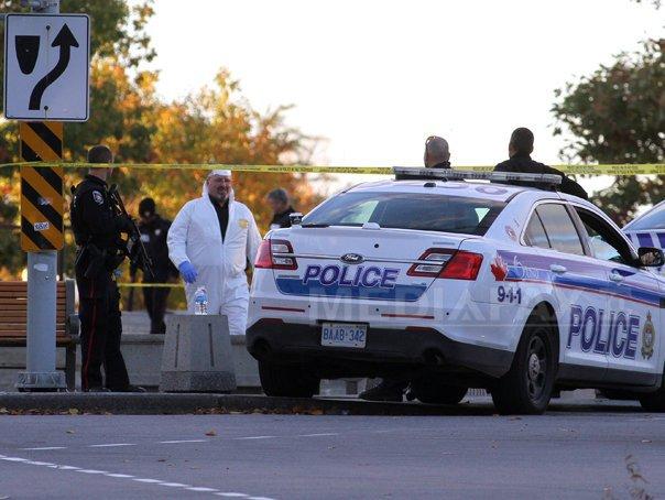 Autorul atacului comis �n Parlamentul Canadei a fost identificat. Stephen Harper: Canada �si va dubla eforturile �n lupta antiterorista