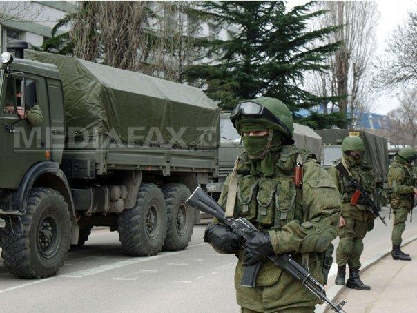 O �nt�lnire la un restaurant din Lugansk confirma prezenta militarilor rusi �n Ucraina