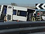 Imaginea articolului GRAV ACCIDENT ÎN ITALIA: Şase români au murit, iar trei au fost răniţi. MAE confirmă decesul a 6 români; MAI: Toţi erau rezidenţi în Italia