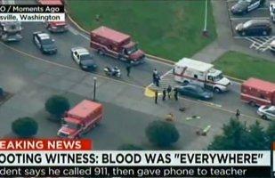 Imaginea articolului Atacul armat de la liceul din SUA: Două eleve rănite se zbat între viaţă şi moarte