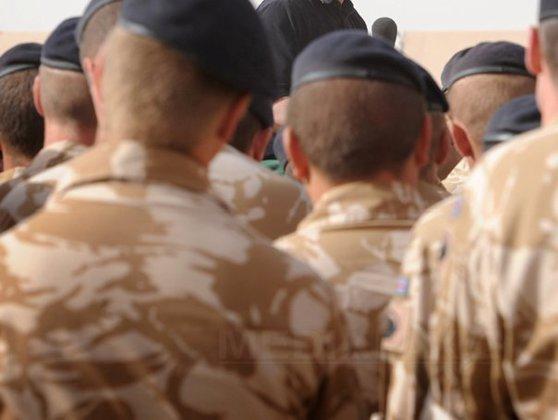 Imaginea articolului Britanicii îşi încheie misiunea de luptă în Afganistan, după 13 ani