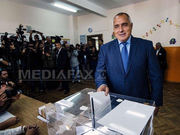 Boiko Borisov anunta ca poate forma noul guvern al Bulgariei