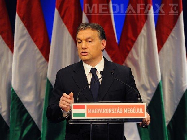 Viktor Orban retrage proiectul privind taxa pe Internet