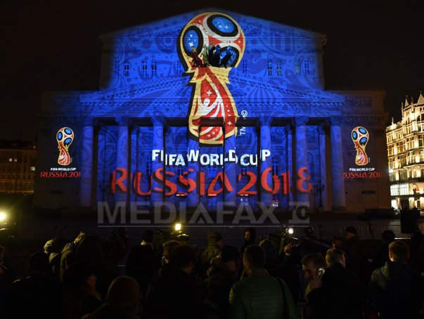 FIFA �si cere scuze dupa ce a prezentat o harta a Rusiei ce includea Crimeea - VIDEO