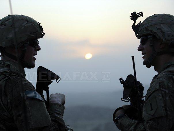 Cincizeci de militari americani au sosit �n provincia Al-Anbar pentru a sprijini armata irakiana